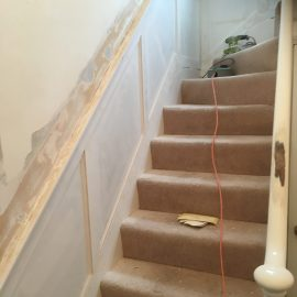 stair case renovation south east london