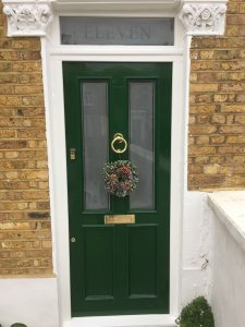 Chelsea front door in South Norwood