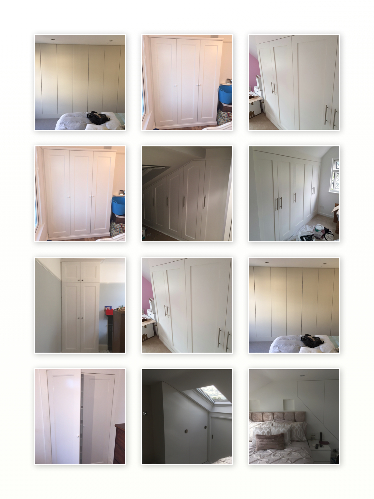 Wardrobes in West Norwood, Forest Hill, Honor Oak, Crystal Palace, Brockley, Bromley, South Norwood, Croydon and South East London